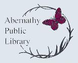 Abernathy Public Library Logo